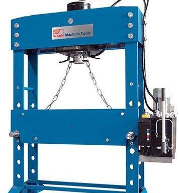 Prasa warsztatowa elektryczna KNWP 160 HM